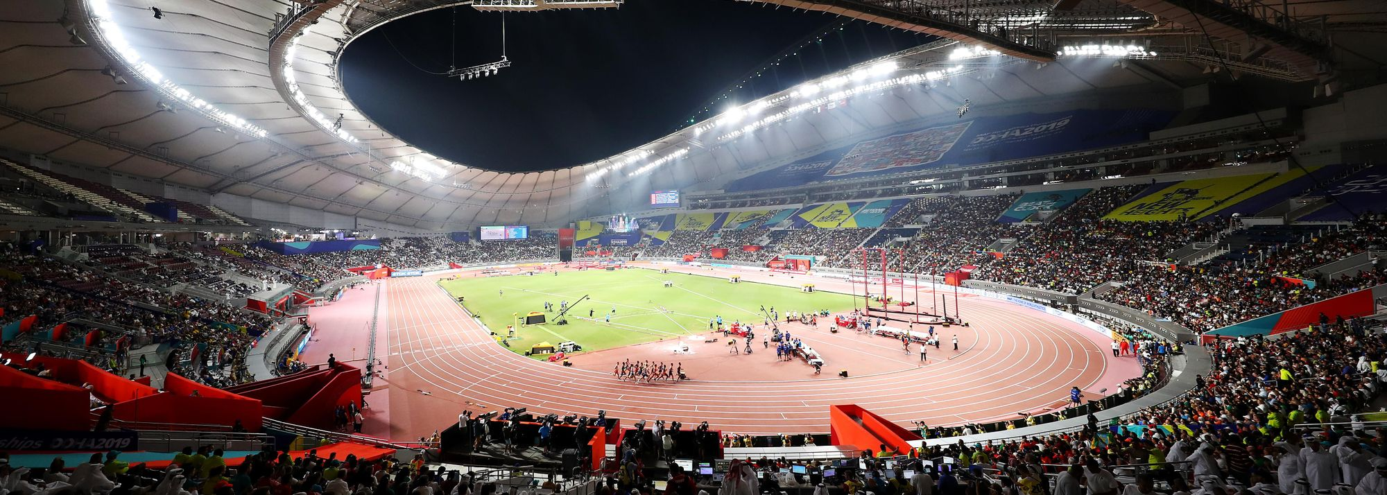 World Athletics President Sebastian Coe has described the World Athletics Championships Doha 2019 as the best in history in terms of the quality and depth of performances produced by the athletes of more than 200 nations.