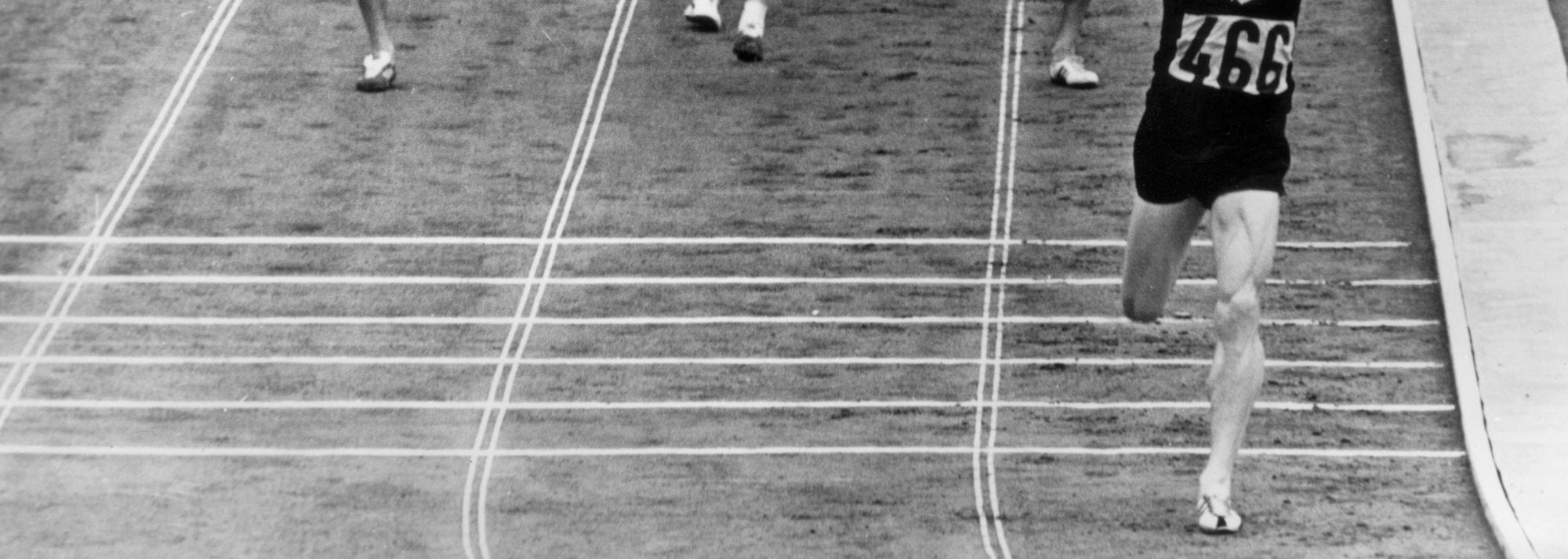 On 21 October 1964, nine men lined up for the Tokyo Olympic 1500m final. Three minutes and 38.1 seconds later, New Zealand's Peter Snell became the first man in 44 years to complete an Olympic 800m/1500m double.
