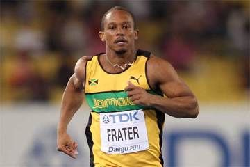Michael Frater image used in Athlete profile