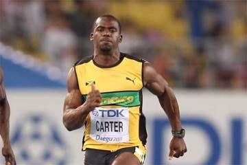 Nesta Carter image used in Athletes profile