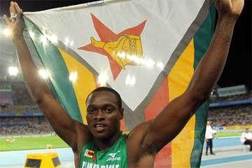 Ngonidzashe Makusha image used in athletes profile