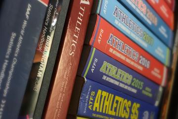 best-athletics-statistics-books-publications