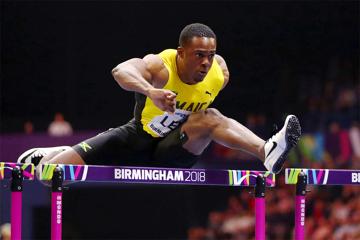 ronald-levy-jamaica-100m-hurdles