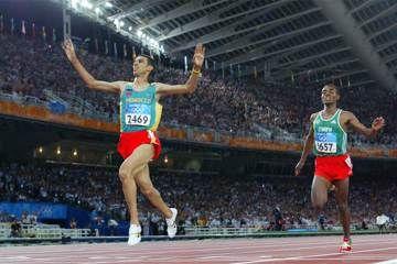 Hicham El Guerrouj image for Discipline 1500m