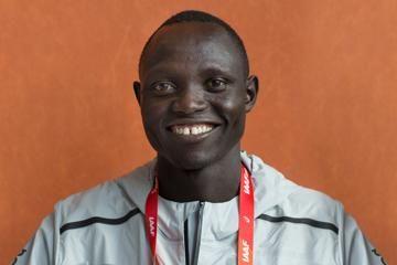 Athlete Refugee Team member Paulo Amotun Lokoro in Valencia